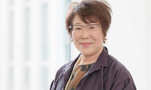 Interview with Professor Teruko Tamura: Days of intensive research for comfortable, healthy clothing life and my thoughts about the future