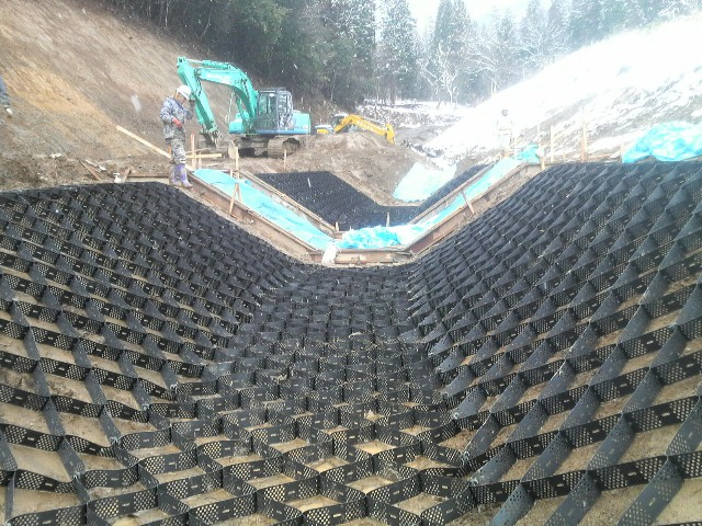 Asahi Kasei Advance Geosynthetics Amp Environment Materials