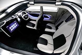 Completion of Asahi Kasei's drivable concept car AKXY™   Press