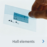 Hall elements