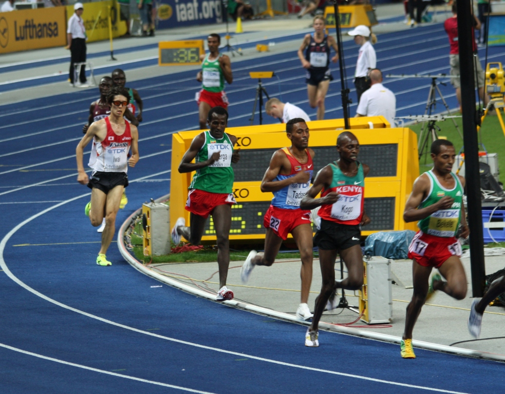 岩井勇輝 ベルリン世界陸上、男子10000mに参加した岩井勇輝は、代表を決めた直... 世界選手