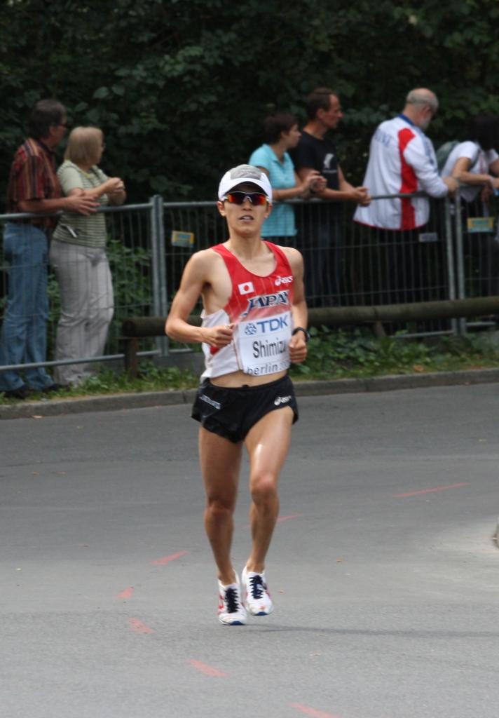 世界選手権男子マラソン / 陸上...