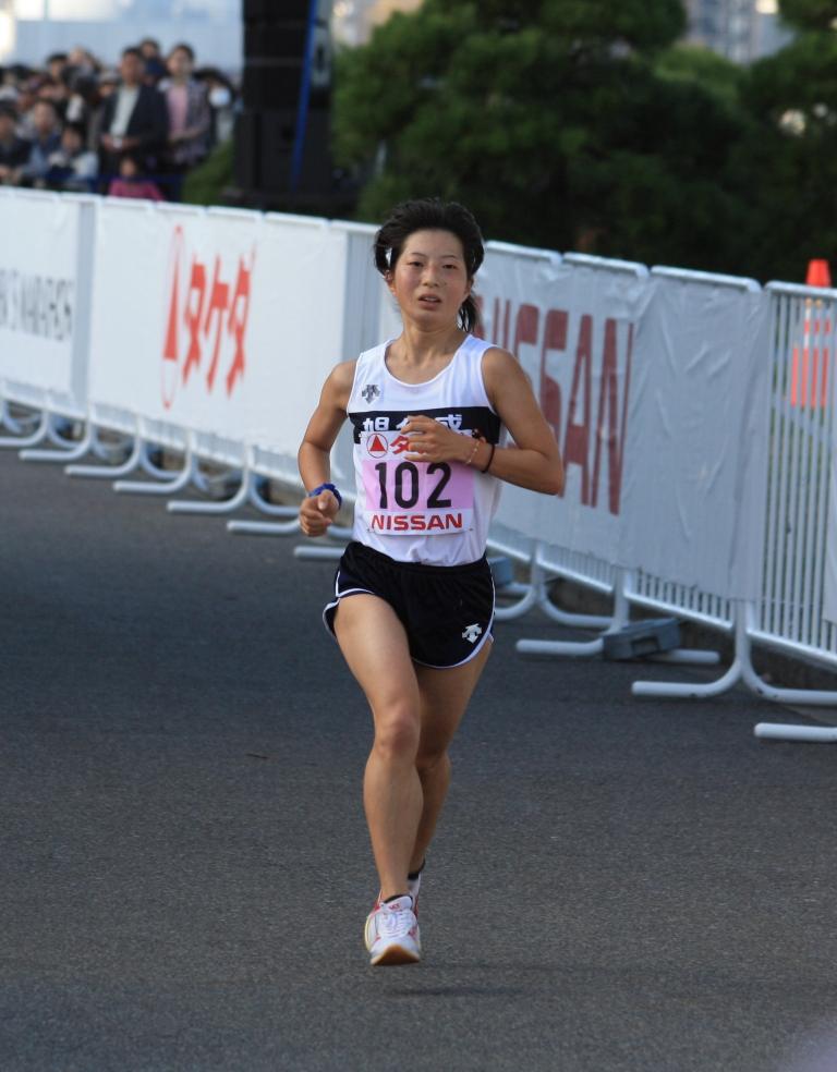 2009横浜国際女子マラソン