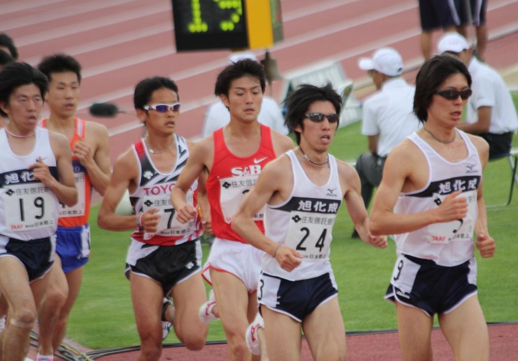 第94回日本陸上競技選手権大会 /...