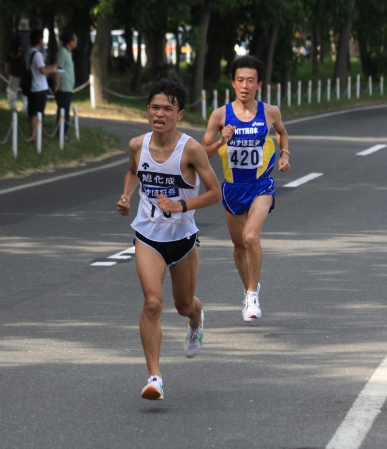 第54回札幌国際ハーフマラソン大...