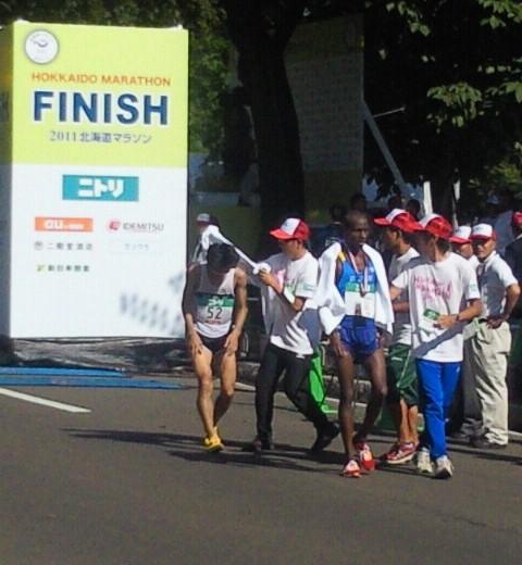2011北海道マラソン