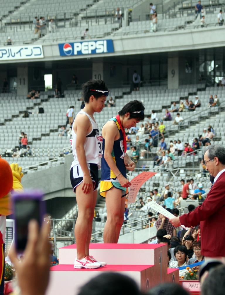 第97回日本陸上競技選手権大会