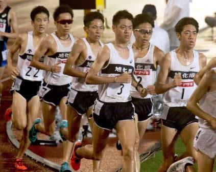第100回日本陸上競技選手権大会 | 試合結果・トピックス | 陸上部 ...