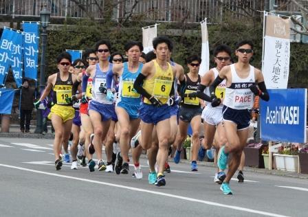 第55回延岡西日本マラソン大会  ...