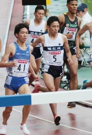第101回日本陸上競技選手権大会