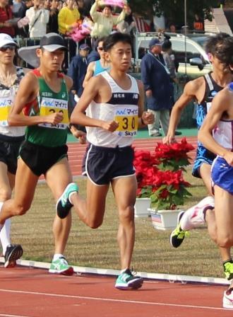第72回福岡国際マラソン選手権大会