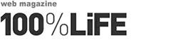web magazine 100%LiFE