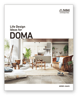 「Life Design Ideas for DOMA」カタログ