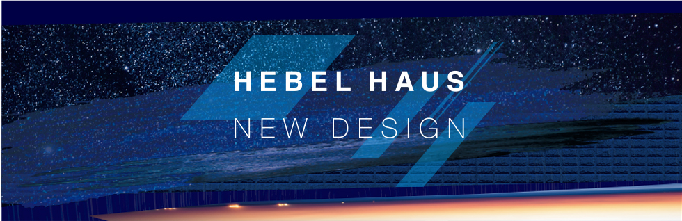 HEBEL HAUS NEW DESIGN