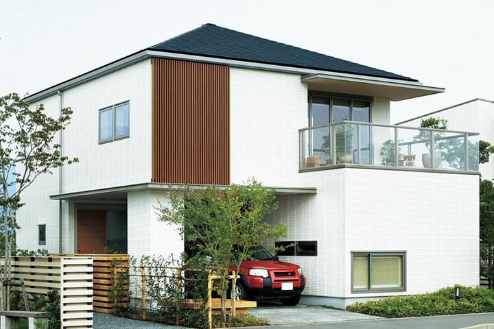 旭化成ホームズ(ヘーベルハウス)の注文住宅施工例