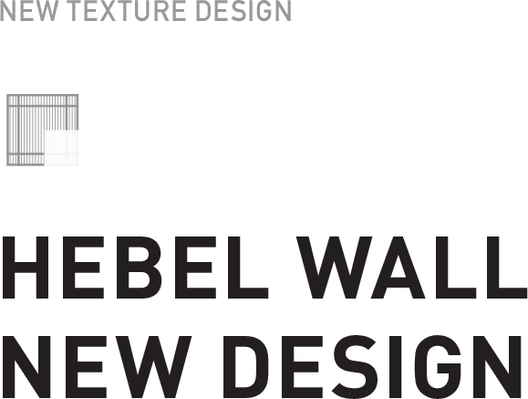 New Texture Design: Hebel Wall New Design
