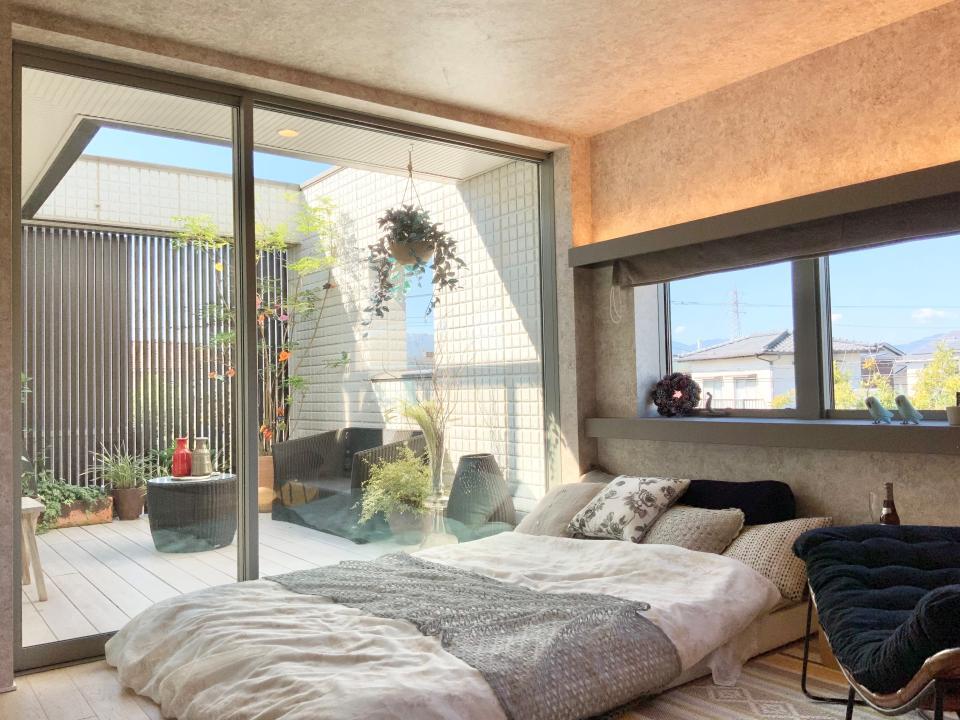 「そらのま 寝室」の画像検索結果