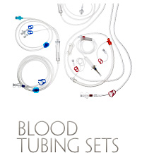blood tubing sets
