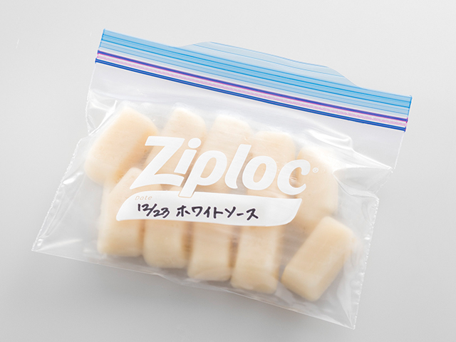 ホワイト ソース 離乳食